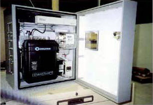 漏水検出装置1